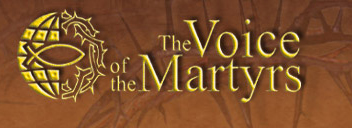 Image result for voice of the martyrs logo